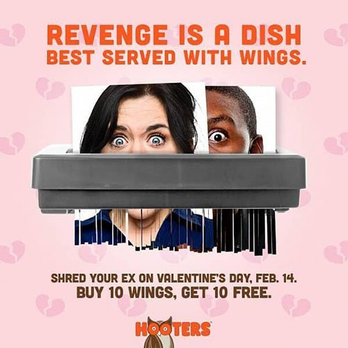 5 Hilarious Valentine's Day Campaigns We'd Swipe Right On