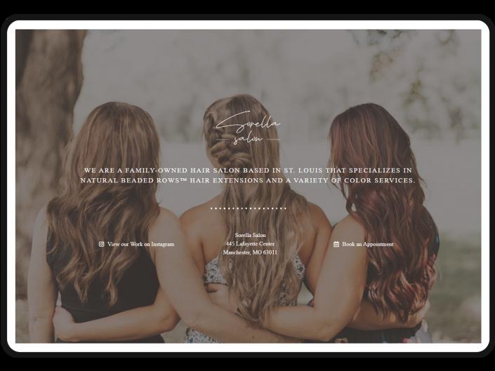 Website Design Development Wordpress Showit Georgia G Kaye